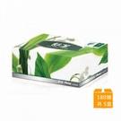 舒潔 環保標章超柔盒裝面紙180抽x5盒