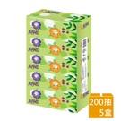 【任選】五月花 盒裝面紙200抽x5盒