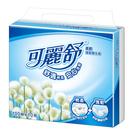 【可麗舒】抽取衛生紙100抽(10包x8串)