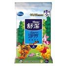 【舒潔】迪士尼抗菌濕巾10抽(4包x15組)