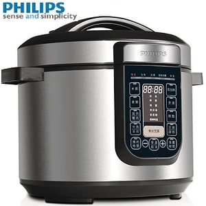 PHILIPS 飛利浦智慧萬用鍋(HD2133)